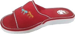 Sandalo Donna Ciabatte Mare Piscina Spa Spugna 100% Art. Ischia
