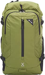 Pacsafe Unisex Venturesafe X22 Anti-Theft Adventure Backpack Olive Green One Size