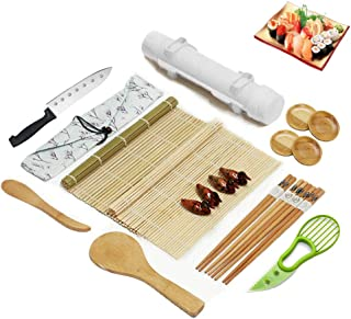 20-teiliges Sushi-Set, All-in-One-Sushi-Set, Sushi-Bazooka,