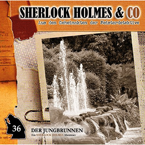 Der Jungbrunnen 1 cover art