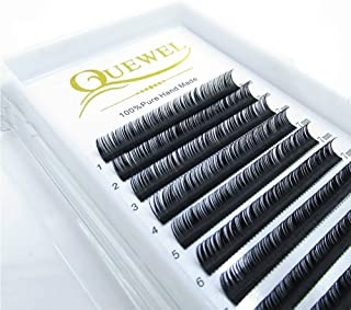 Eyelash Extension Supplies,Thickness 0.03 | 0.05 | 0.07 | 0.10 | 0.15 | 0.20 | Curl C/D Length From 6mm To 18mm| Best Soft Eyelash Extension (0.05 C Curl, 7mm)