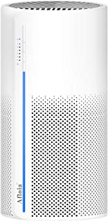Afloia air purifier for home with real HEPA filters and activated carbon filter 4-stage filtering for 99.9%, air cleaning device Perfect against dust and pet allergens, asthmatics