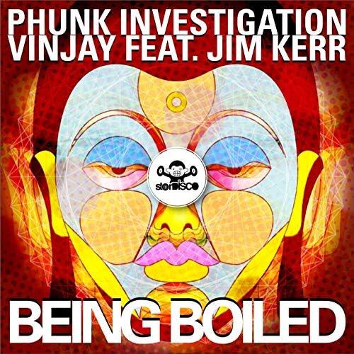Phunk Investigation, Vinjay feat. Jim Kerr