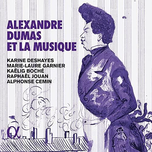 Karine Deshayes, Marie-Laure Garnier, Kaëlig Boché & Raphaël Jouan