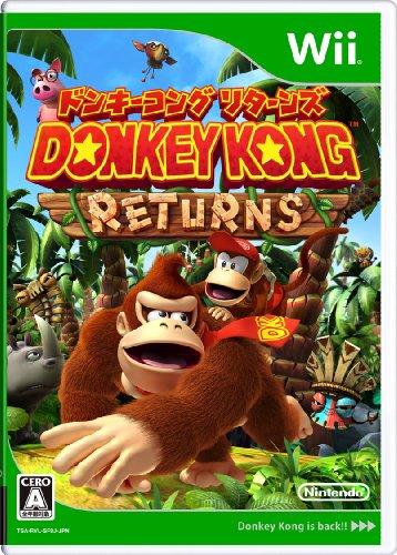 ドンキーコングリターンズ-Wii