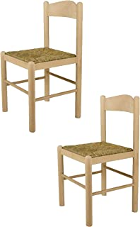 Amazon.it: sedie impagliate