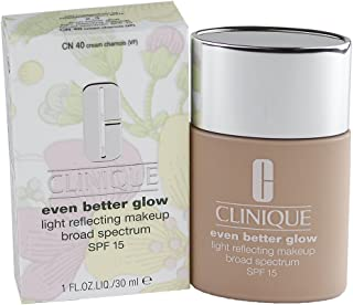 Clinique Even Better Glow Makeup 1 Ounce CN 40 Cream Chamois (VF)