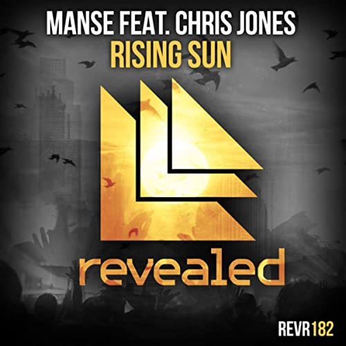 5e31e5a24 Rising Sun by Manse featuring Chris Jones on Amazon Music - Amazon.com