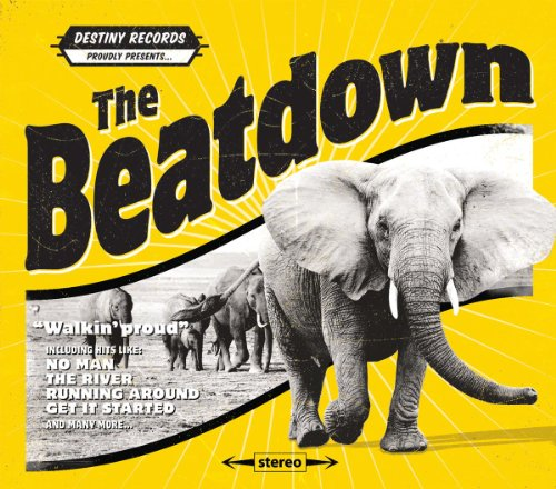 the Beatdown: Walkin' Proud (Audio CD (Live))