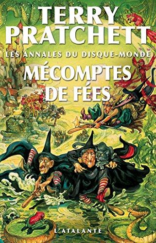 Mécomptes de fées: Les Annales du Disque-monde, T12