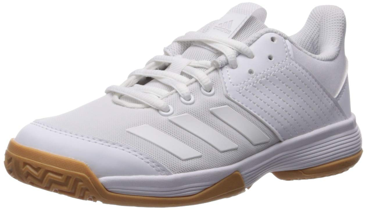 adidas Unisex Ligra Volleyball White