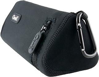 Cambridge Soundworks OontZ Angle 3 Ultra Bluetooth Speaker Official Carry Case, Neoprene with Aluminum Carabiner, Reinforced Zipper [NOT for OontZ Angle 3 or OontZ Angle 3 Ultra Pro Edition]