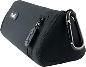 Cambridge Soundworks OontZ Angle 3 Ultra Bluetooth Speaker Official Carry Case, Neoprene with Aluminum Carabiner, Reinforced Zipper [NOT for OontZ Angle 3]