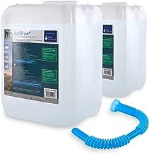 2 x 10 L AdBlue® - en bidons de 10 L - ISO 22241-1 - FRAIS DE PORT OFFERT