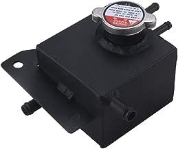 Aluminum Coolant Overflow Tank For Subaru 02-07 WRX & 04-14 STI WRX/STI Black