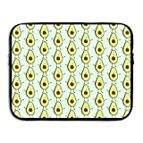 Cute Avocado Laptop Sleeve Case Bag Cover For 13-15 Inch Notebook Computer