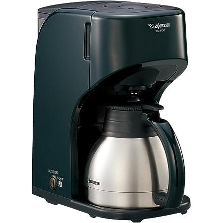 象印 ステンレスサーバーコーヒーメーカー 5杯用 EC-KT50-GD