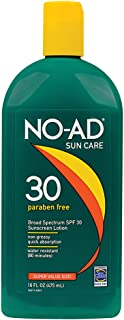 Best no ad sunblock lotion spf 45 ingredients Reviews