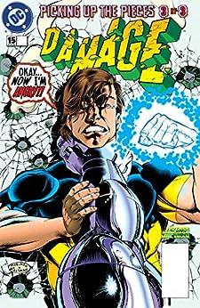 Damage (1994-1996) #15 by [Tom Joyner, Bill Marimon, Don Hillsman, Gene D'Angelo]