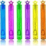 German Trendseller® - 24 x pompas de jabón┃Unicornio┃los Colores del Arco Iris┃ Fiestas Infantiles┃ Idea de Regalo┃piñata┃cumpleaños de niños┃ 24 Unidades…