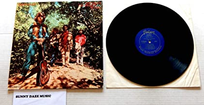 Creedence Clearwater Revival Green River - Fantasy Records 1969 - A Used Vinyl LP Record - 1969 Pressing 8393 - Lodi - Bad Moon Rising - Commotion - Wrote A Song For Everyone