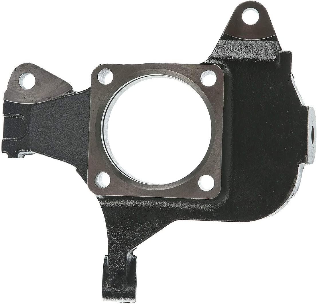 Front Driver Side Steering Knuckle Replacement for Chevrolet Silverado 1500 2500 3500 GMC Sierra Hummer H2