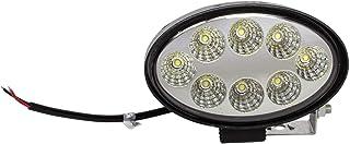 Werklamp 8 LED ovaal 1900 Lm