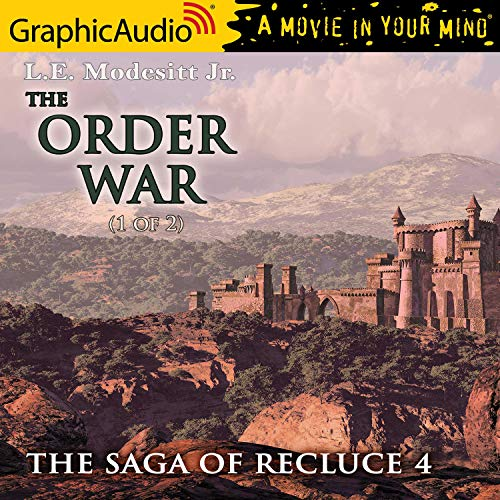 The Order War (1 of 3) cover art