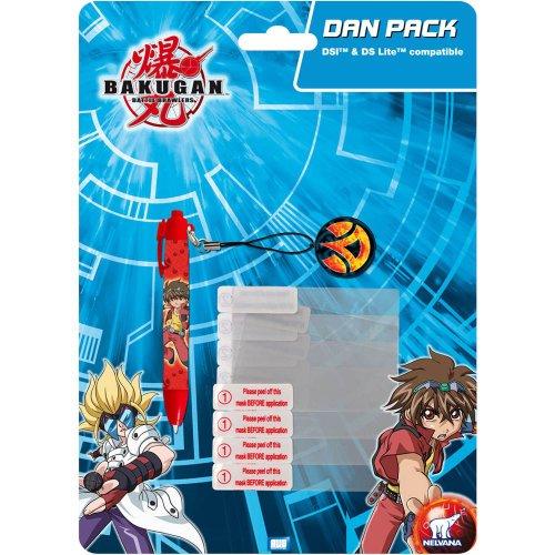 AWG Bakugan AWG80809 Dan Pack - DSi / DS Lite (Stylus + Film)