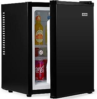 ANJI DEPOT Mini Kühlschrank, 28/32/40 Liter Fridge mit Kühl- und 220 Volt Steckdose für Autos, Büros und Schlafsäle (28L)