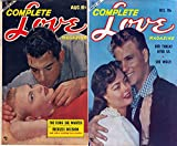 Complete Love Magazine. Issues 29-4 and 29-5. Includes The fling she wanted, Reckless decision, Her threat over us and She wolf. Golden Age Digital Comics ... Love. (Romance and Love Comics Book Book 1)