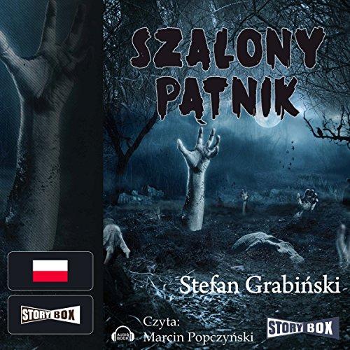 Szalony patnik audiobook cover art