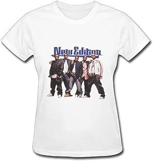 Hot Urban Soul New Edition Tour 2016 T Shirt for Women