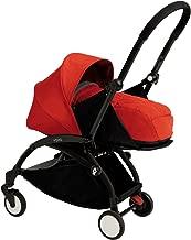 Babyzen YOYO+ Newborn Stroller - Black/Red