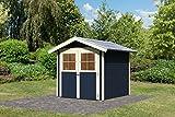 Unbekannt Karibu Gartenhaus Harburg 3 opalgrau 19 mm