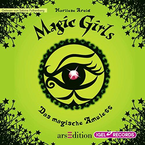 Das magische Amulett audiobook cover art