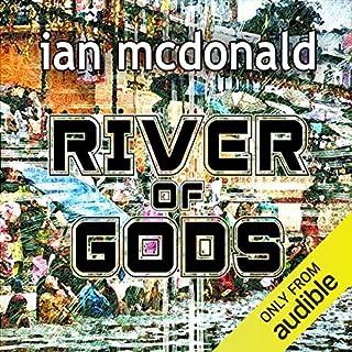 River of Gods audiobook cover art
