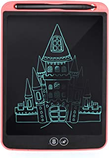 LCDライティングタブレット、デジタルライター電子グラフィックタブレットポータブルミニボード手書きパッドデッサンタブレット付きメモリロック付きキッズホームスクールオフィス