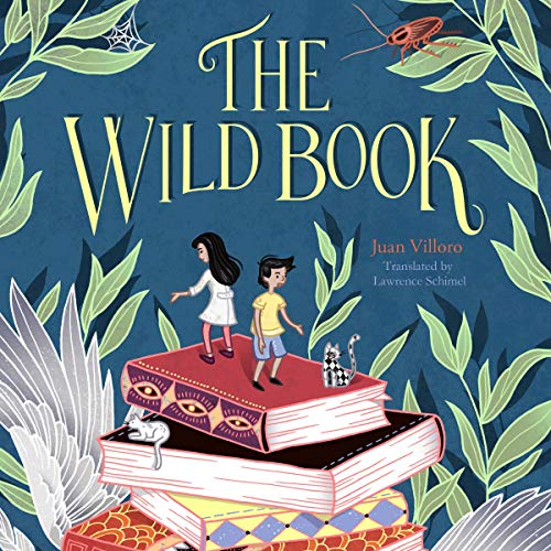 The Wild Book cover art