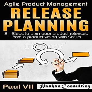 Agile Product Management: Release Planning audiobook cover art