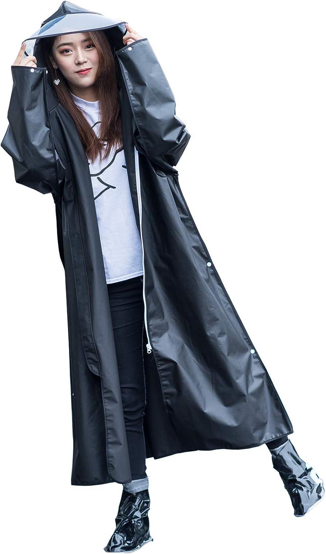 Multifunctional EVA Raincoat Transformable New York Mall Rain Unisex Poncho Max 86% OFF R