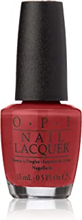 OPI Nail Lacquer, Reds