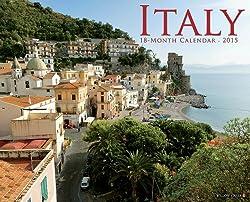 Italy 2015 Wall Calendar