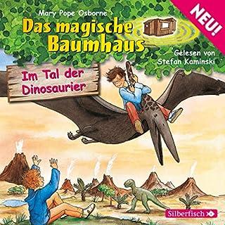 Im Tal der Dinosaurier (Das magische Baumhaus 1) Titelbild