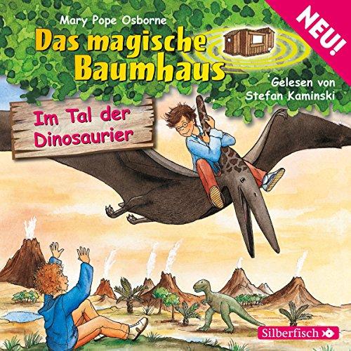 Im Tal der Dinosaurier (Das magische Baumhaus 1) audiobook cover art