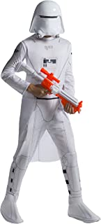Rubie's Costume Star Wars Episode VII: The Force Awakens Value Snowtrooper Child Costume, Large