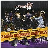 Edge Entertainment- Zombicide Temporada Angry Neighbors Game Tiles - Varios Idiomas, Color (EDGZG65)