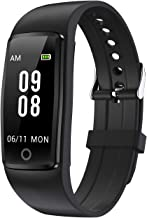 Willful Fitness Tracker No Bluetooth Simple No App No Phone Required Waterproof Fitness Watch Pedometer Watch with Step Counter Calories Sleep Tracker for Kids Parents Men Women Updated Ver