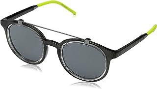 761b5ddf0b Dolce & Gabbana 0DG6116 Gafas de sol, Transparente Grey, 49 para Hombre