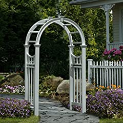 2 x 3.5 inch Post Size Easy to Assemble Sturdy and Attractive Maintenance Free 20 Year Warranty